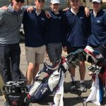 Simley Boys Golf Narrowly Beats South St. Paul