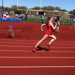 Girls Track Crowned Champions at Simley Invitational