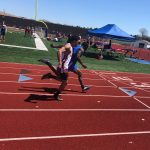 Hope Adebayo Leads Spartans to Second Place Finish