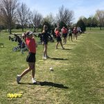 Girls Varsity Golf beats Henry Sibley Senior 171 – 203