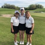 Girls Golf Defends Home Turf
