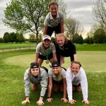 Girls Varsity Golf finishes 3rd place at Dakota County Championship