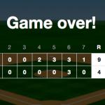 Varsity Baseball Beats Sibley
