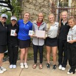 Girls Golf 2019 Metro East Champions