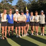 Girls Varsity Golf finishes 3rd place at AAA State Golf Tournament