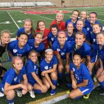 Girls Varsity Soccer beats St. Paul Highland Park 1 – 0