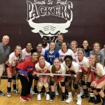 Simley Girls Volleyball Brings the Shovel Home