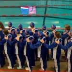 Simley Swim and Dive Dominate at Border Battle