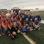 Girls Varsity Soccer beats St. Croix Lutheran 4 – 1
