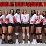 Simley Girls Volleyball Nets 2nd Place at the Visitation Invitational