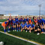 Girls Varsity Soccer falls to Academy Of Holy Angels 2 – 1