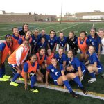 Girls Varsity Soccer falls to So. St. Paul 3 – 1