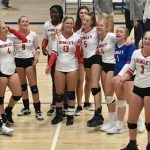 Simley Girls Volleyball Tops Henry Sibley on the Road