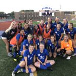 Girls Varsity Soccer beats Park 1 – 0