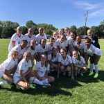Girls Varsity Soccer falls to Visitation 4 – 0