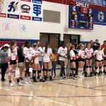 Simley Girls Volleyball Dominates South St. Paul on Teacher Night