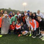Girls Varsity Soccer falls to Mahtomedi 2 – 0