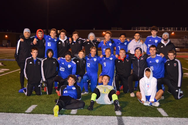 Simley Boys Soccer Advances to the Section 3A Finals
