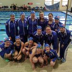 Simley Girls Swim Team Finish 3rd at MEC JV Conference Champs