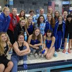 Simley Girls Swim & Dive Finish 6th at Sections 1A Finals