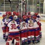 Girls Varsity Hockey beats Woodbury 2 – 0