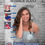 Emma Heimerl -Athena Award winner