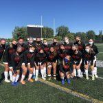 Girls Varsity Soccer ties Hill-Murray 1 – 1