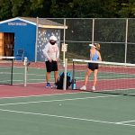 Simley Girls Tennis takes on Mahtomedi for MEC Championship