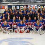 Simley Girls Hockey defeats Minnehaha United 2-0