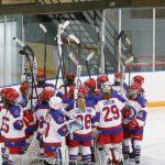 Simley Girls JV Hockey beats Holy Angels 2-1