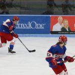 Simley Girls Varsity Hockey Beats Holy Angels 1-0