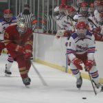 Boys Hockey extends Winning Streak on Senior Night