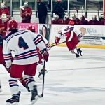 Boys JV Hockey Wins with Last Second Heroics