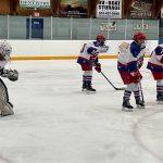 Simley Girls JV Hockey beat Tartan/North 3-0