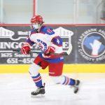 Simley Girls Varsity Hockey ties Tartan/North