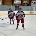 Simley Girls Hockey JV teams beats Mound Westonka