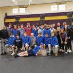 Simley Wrestling Advances to State Semi-Final