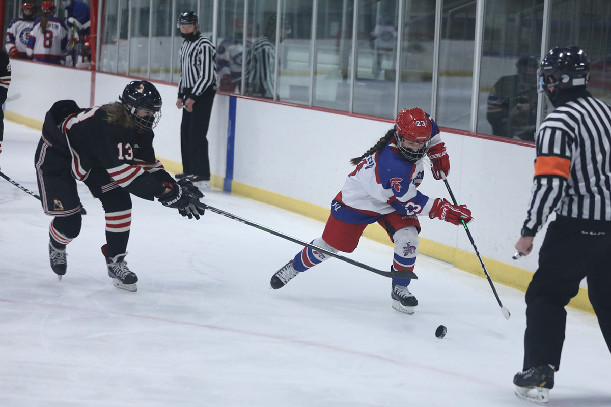 Simley blanks St. Paul/Sibley 3-0 in the Section Quarterfinal
