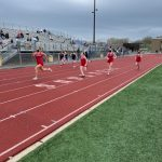 Track and Field Meet 4/8 Recap: Girls Win and Boys Take Third
