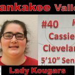 Great Article about KV Senior Cassie Cleveland!