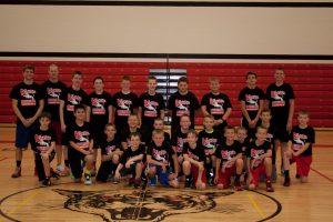 Boys' Basketball Camp 2015