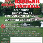 Early Registration for Kougar Football Golf Outing