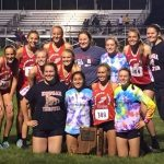 Picture of 2017 Girls Track Sectional Champs