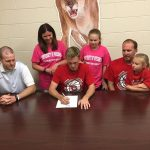Trenton Walstra signs to play at University of Wisconsin- Washington County