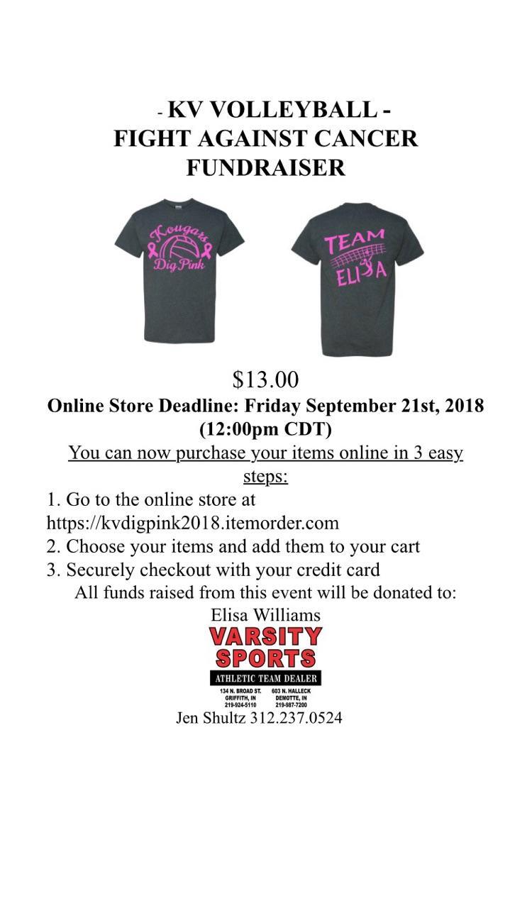 dig pink t-shirt