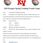 Youth Baseball Camp!