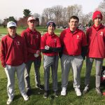 Boys Varsity Golf finishes 16th place at TL Invite