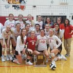 KV girls Volleyball are Sectional Champs!