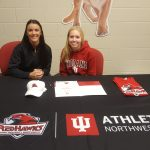 Saxon Signs to Become a Redhawk!