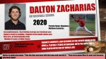 Senior Highlight- Dalton Zacharias!
